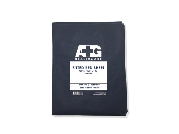 AG Healthcare Fitted Sheet